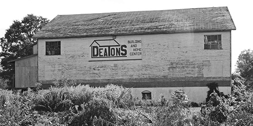 Deatons Old Building